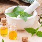 natural medicine and herbs are very healing